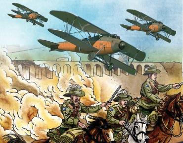 100 שנות תעופה בנגב – הרצאות מרתקות, אורחים מיוחדים ובירה אוסטרלית מקומית
